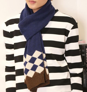 wholesale mens cashmere scarf