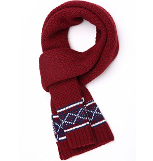 Wholesale winter scarf for men