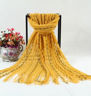 China wool scarf for women
