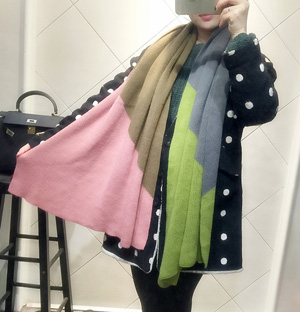 Wholesale wool for scarves