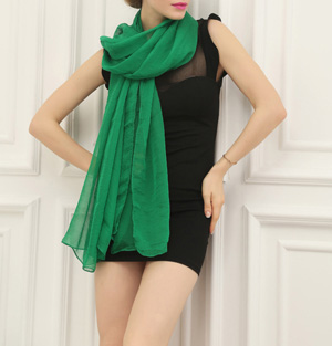 Wholesale pure silk scarf