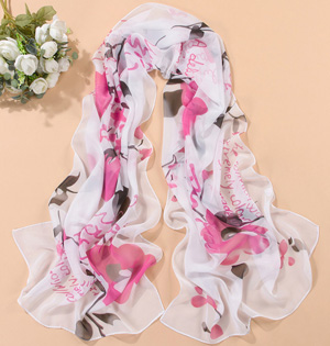 Wholesale women chiffon scarf