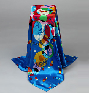 wholesale square silk scarf for sale china scarf