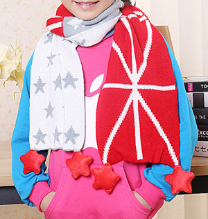 Wholesale kids cashmere scarf