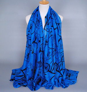 Wholesale scarf fashion printed